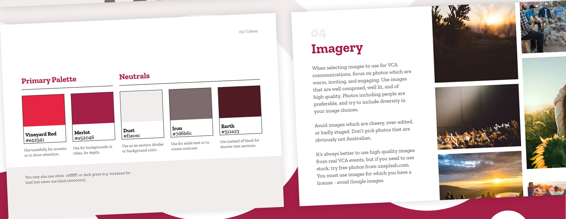 Vineyard Churches Australia Brand Guidelines 2